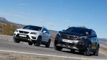 SEAT Ateca vs Peugeot 3008