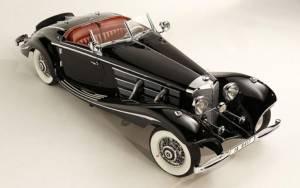 10. Mercedes-Benz 540K Roadster Kompressor