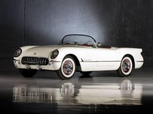 2. Chevrolet Corvette