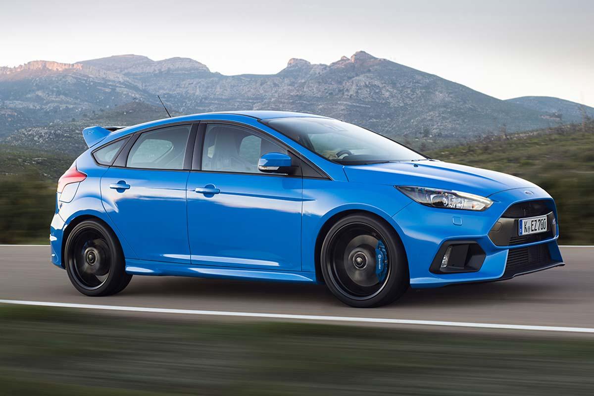Siete coches 'normalitos' que mola conducir. Ford Focus