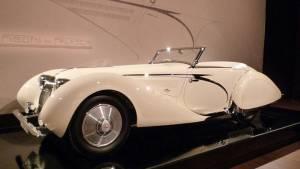 5. Talbot-Lago T150 C SS Teardrop Cabriolet