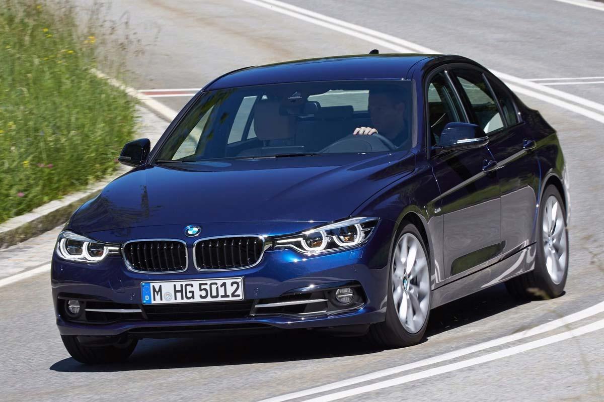 Siete coches 'normalitos' que mola conducir. BMW Serie 3