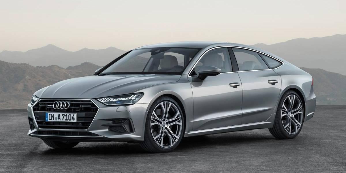 Audi A7 Sportback 2018: tecnología híbrida mild-hybrid de serie
