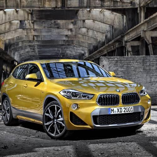 BMW X2: información y datos del nuevo SUV alemán