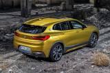 BMW X2 trasera