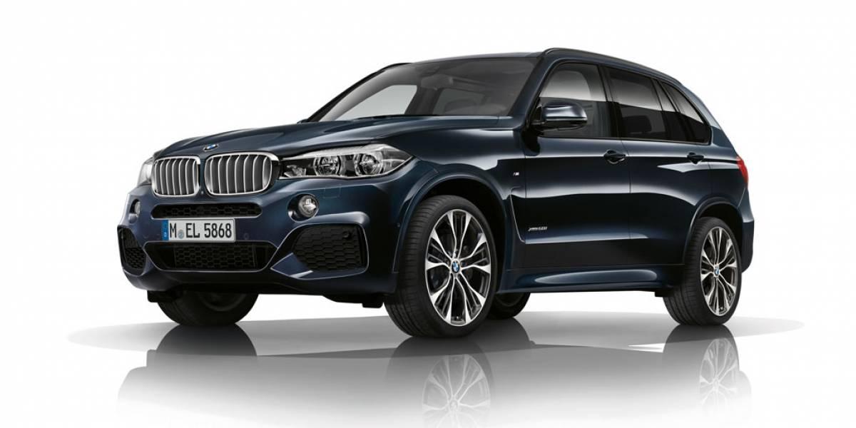 BMW X5 Special Edition y BMW X6 M Sport Edition