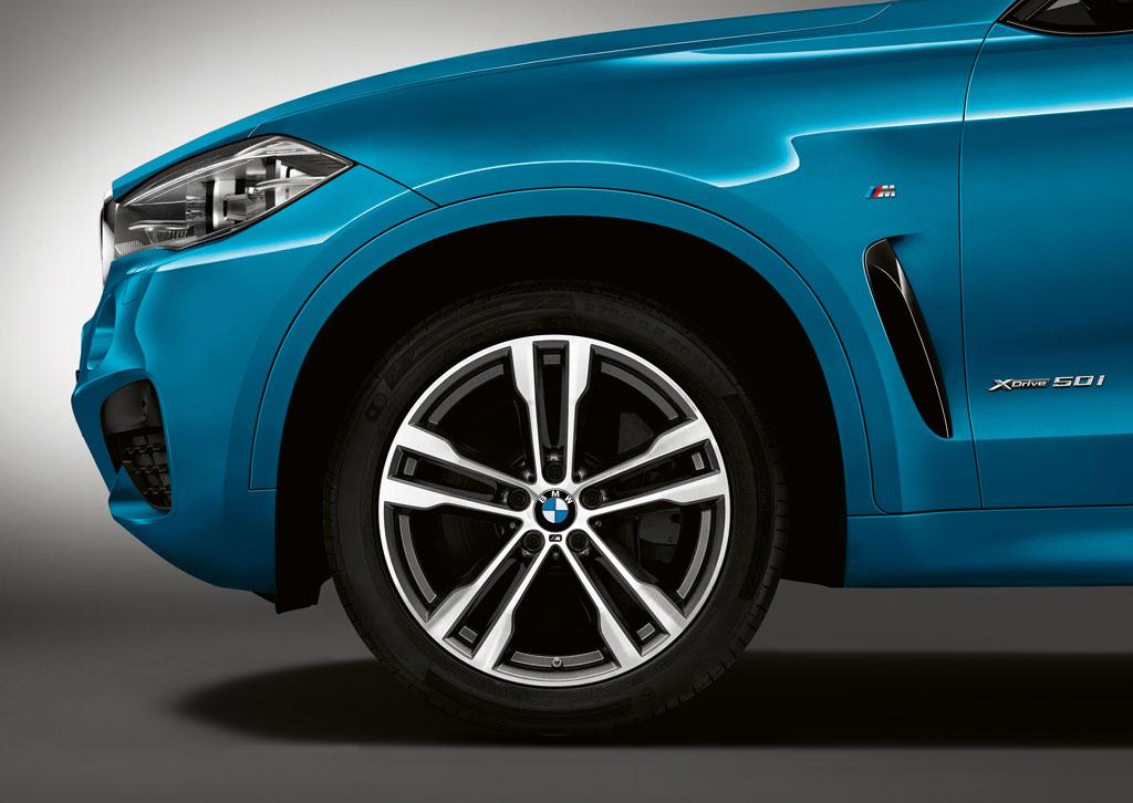 BMW X5 Special Edition y BMW X6 M Sport Edition (fotos)