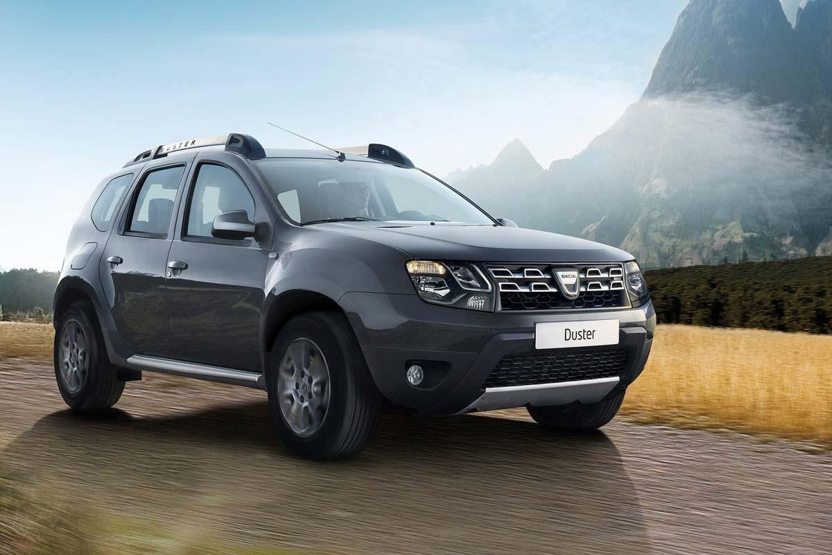 Los SUV pequeños que menos valor pierden. Dacia Duster