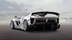 Ferrari Fxx-K Evo: una bestia de 1.050 CV que no verás en la calle (fotos)