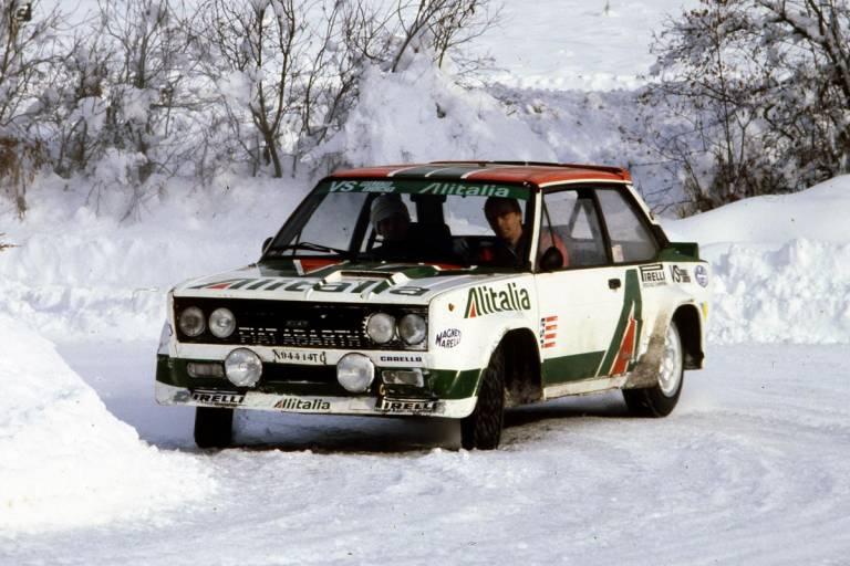 mejores Fiat Historia Abarth 131