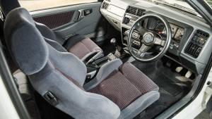 Ford Sierra RS500: a subasta el que posiblemente sea el más caro de la historia (fotos)
