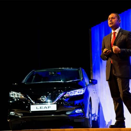 Nissan sitúa en un 18 % el mercado potencial de los eléctricos