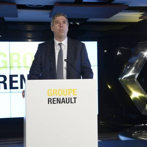 Renault inaugura su nueva sede en Madrid