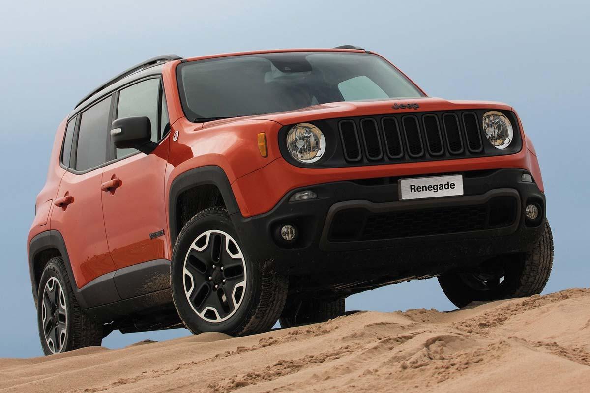 Los SUV pequeños que menos valor pierden. Jeep Renegade