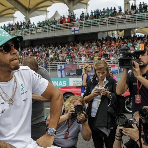 Diez cosas que no sabías sobre Lewis Hamilton