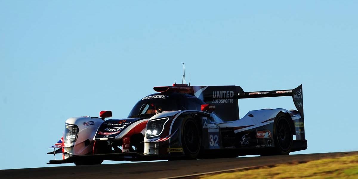 El coche de Fernando Alonso en las 24 Horas de Daytona