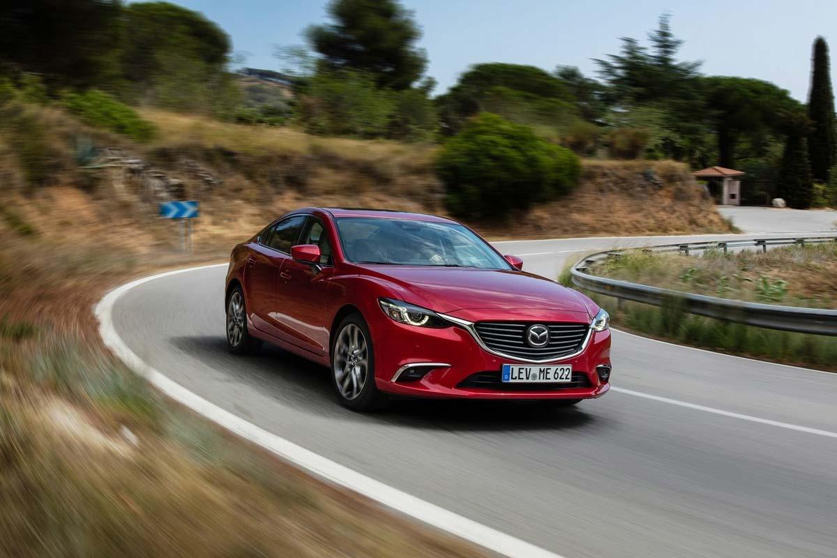 Siete coches 'normalitos' que mola conducir. Mazda6