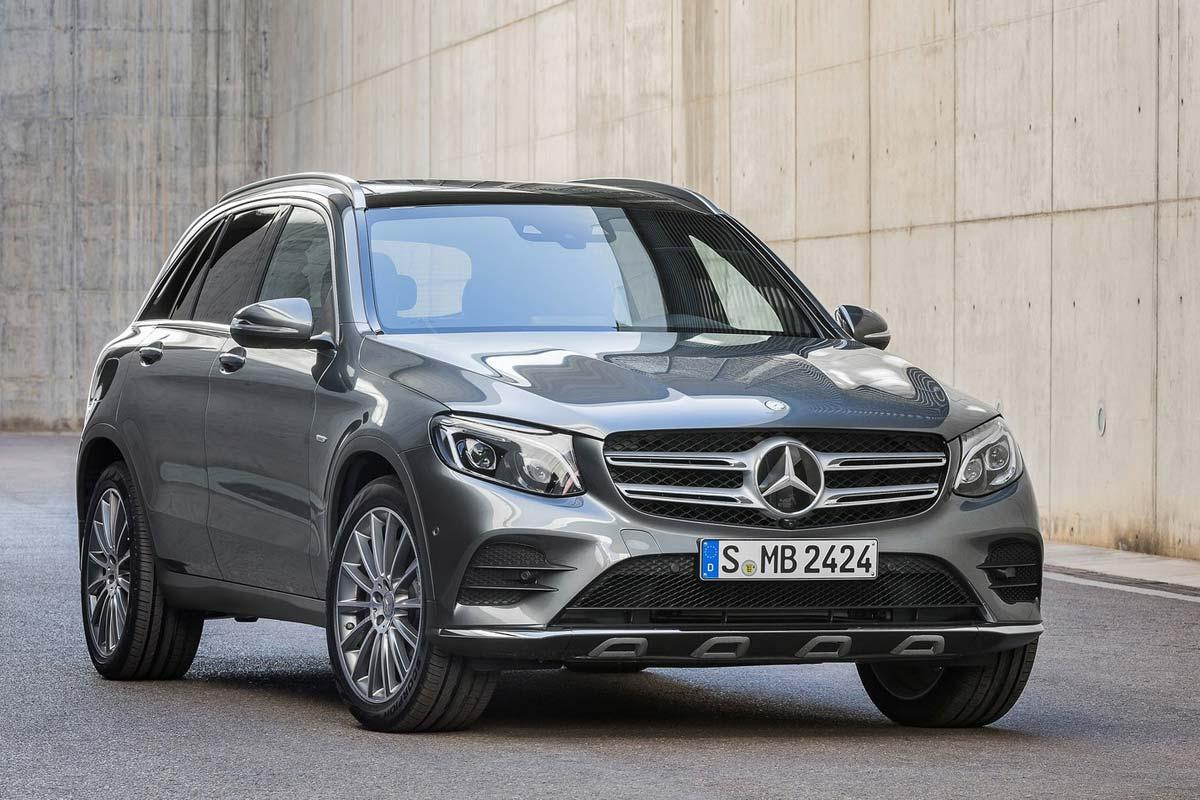 Los 10 coches en los que no puedes confiar. Mercedes GLC