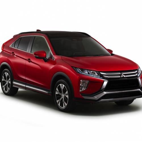 Mitsubishi Eclipse Cross: datos y precios para España