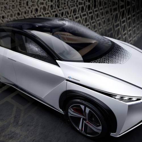Nissan IMx Concept, autónomo y eléctrico con 600 km de autonomía