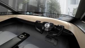 Nissan IMx Concept, autónomo y eléctrico con 600 km de autonomía (fotos)