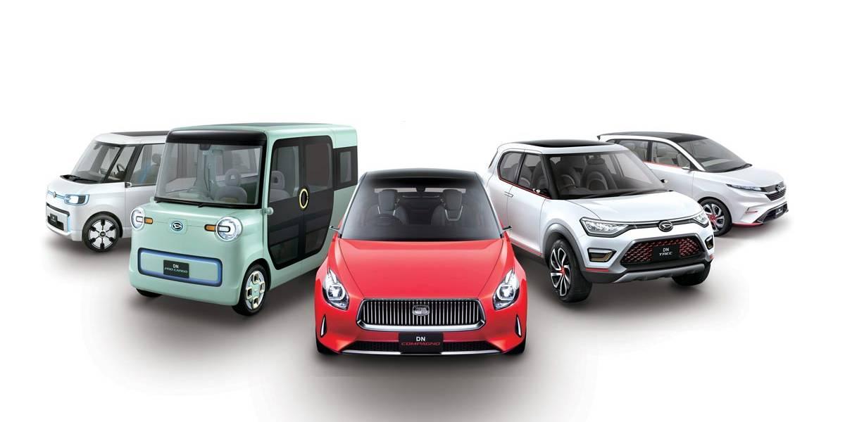Las novedades de Daihatsu en el Salón de Tokio