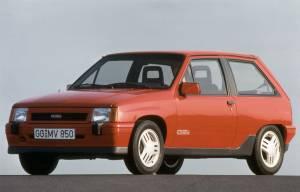 Opel Corsa GSi de 1988
