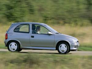 Opel Corsa GSi de 1994