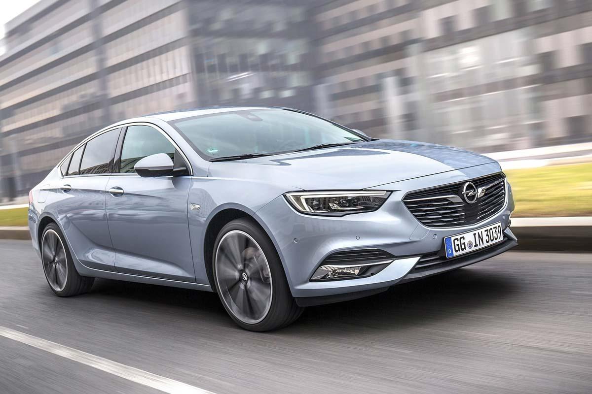 Siete coches 'normalitos' que mola conducir. Opel Insignia