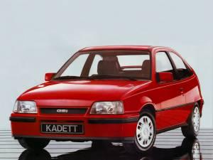 Opel Kadett de 1984