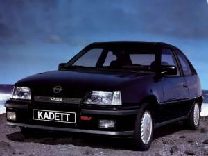 Opel Kadett de 1989