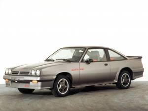 Opel Manta GSi de 1987