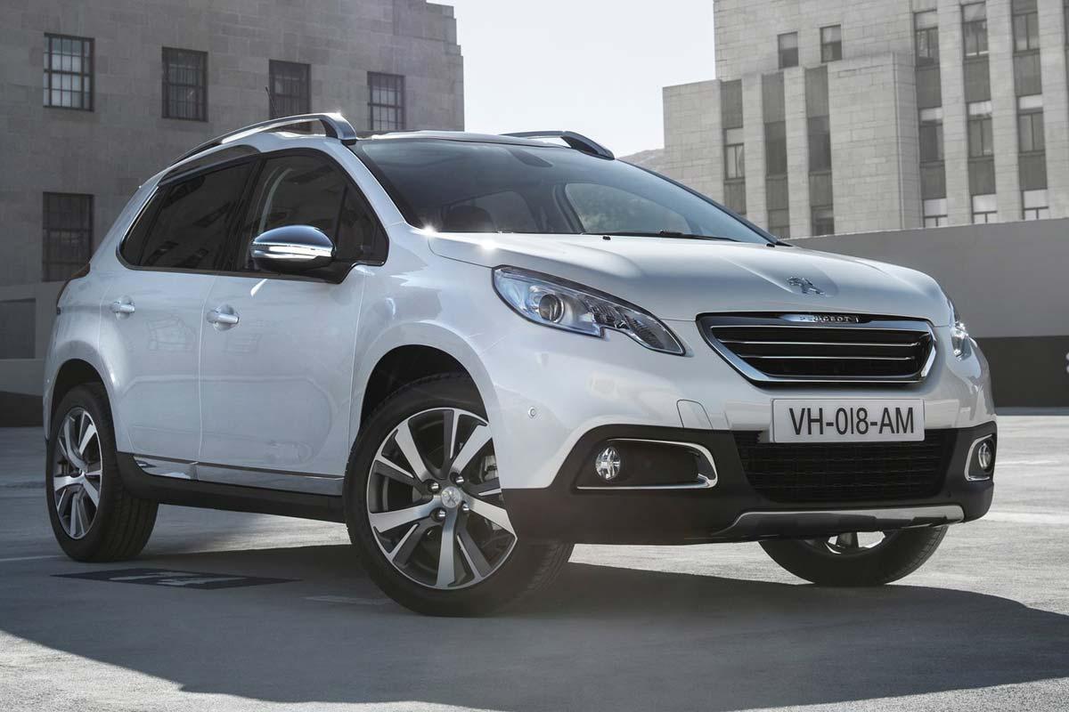 Los SUV pequeños que menos valor pierden. Peugeot 2008