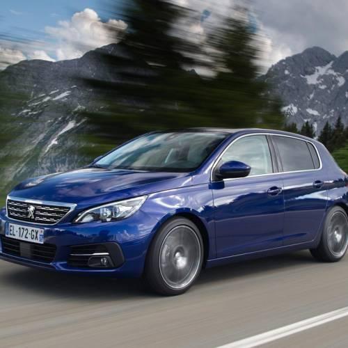 Peugeot 308: nuevo motor de gasolina PureTech de 130 CV y caja automática EAT8
