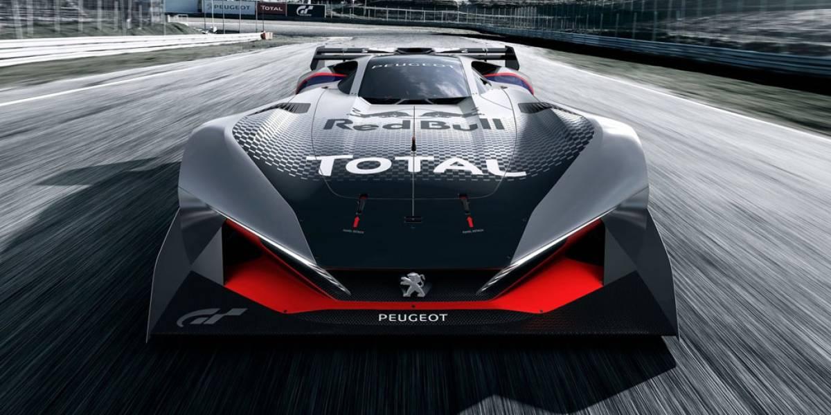 Peugeot L750 R HYbrid Vision, el precioso superdeportivo que no pisará la calle
