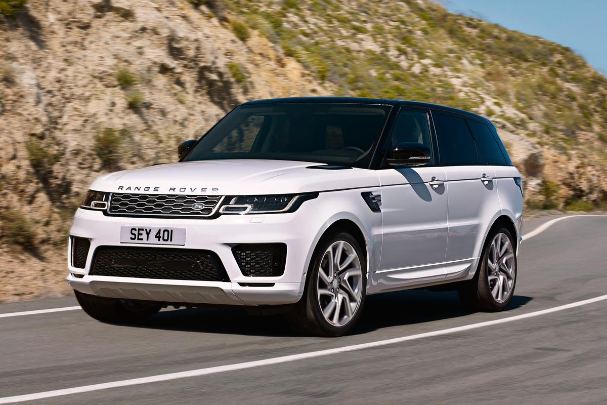 range rover sport 2018 actualizaci n y nueva versi n h brida enchufable cosas de coches. Black Bedroom Furniture Sets. Home Design Ideas