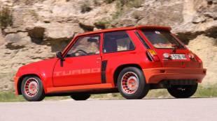 Renault 5 Turbo: historia, modelos y prueba (fotos)
