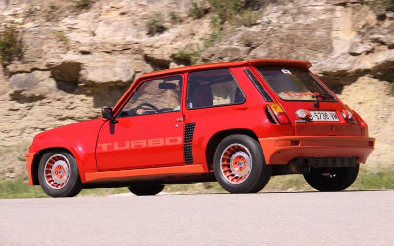 Renault 5 Turbo: historia, datos y prueba (fotos)