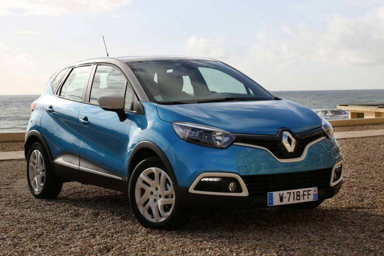 Los SUV pequeños que menos valor pierden. Renault Captur