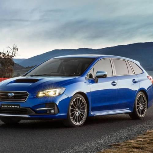 Subaru Levorg 2018: datos y precios en España