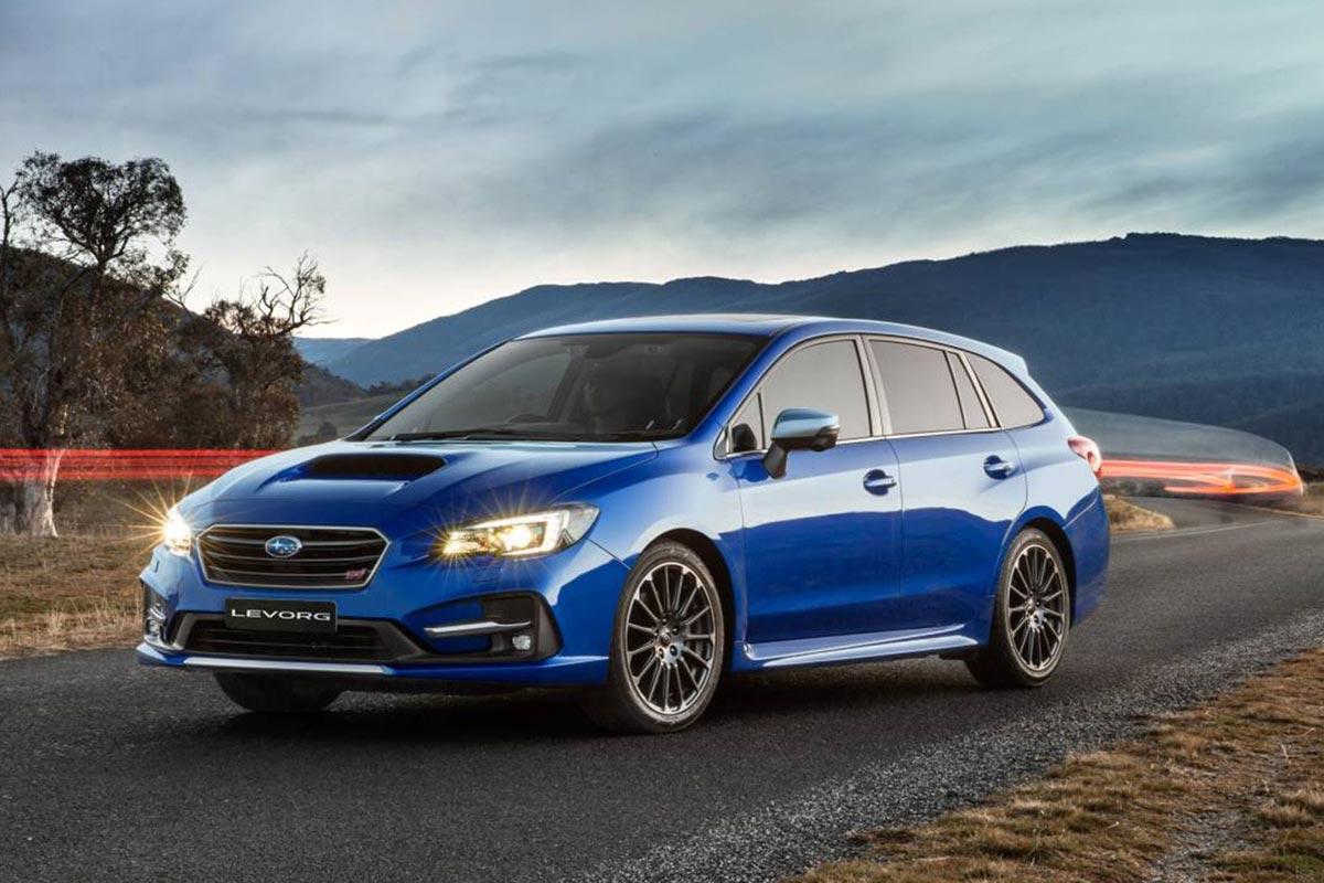 Subaru Levorg 2018: datos y precios en España - Cosas de ...