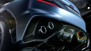 Subaru VIZIV Performance Concept, coupé deportivo de vanguardia (fotos)