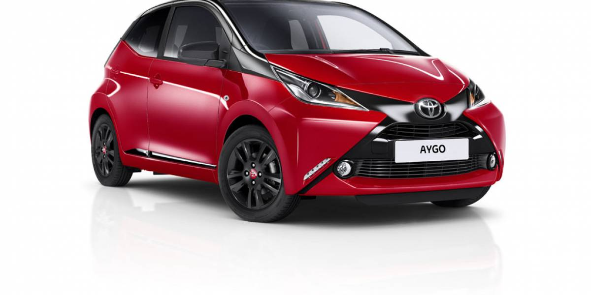 Toyota lanza la versión más excitante del Aygo