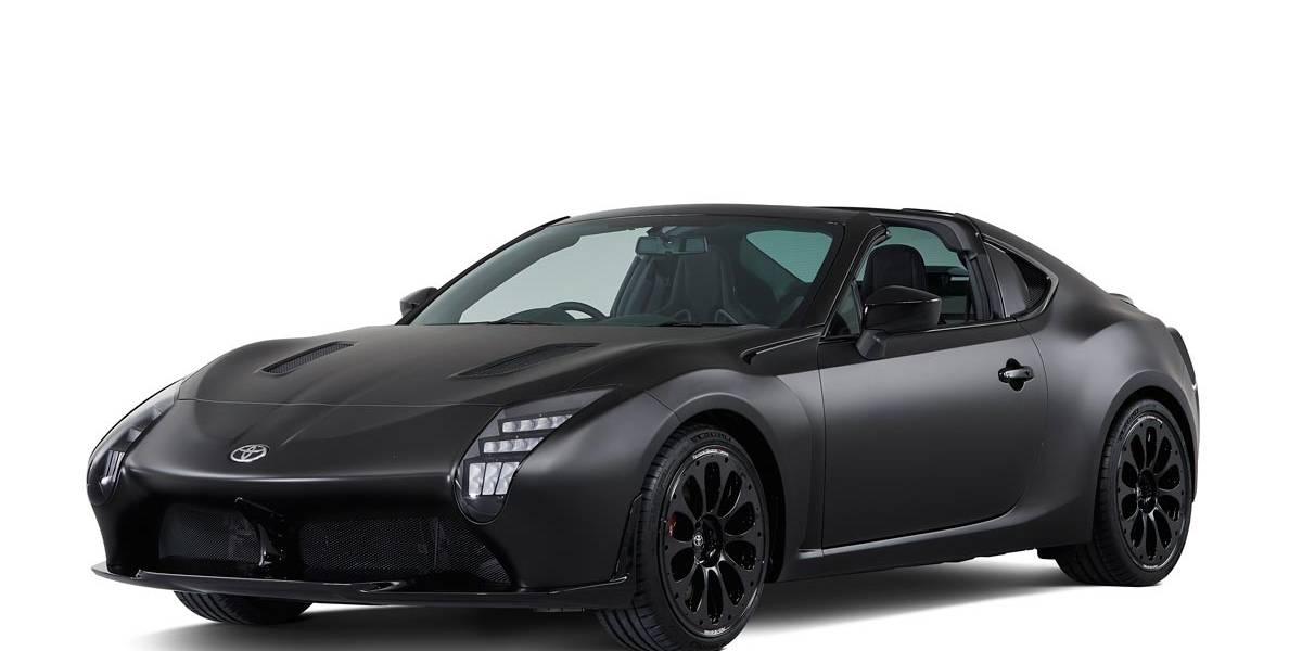 Toyota GR HV SPORTS concept: un híbrido inspirado en la competición