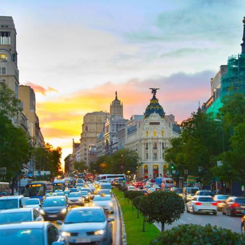 Madrid y Barcelona, entre las 35 mejores ciudades del mundo para circular