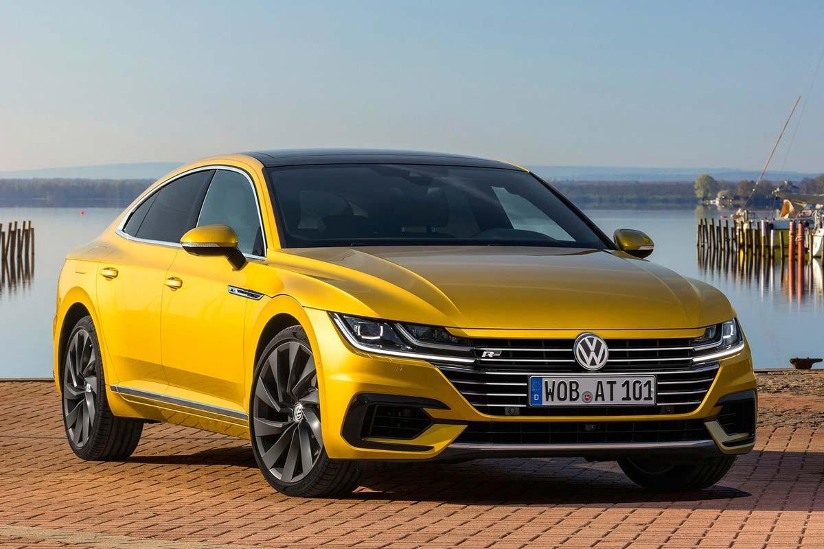 Mejor Coche del Mundo para las Mujeres 2017. Volkswagen Arteon