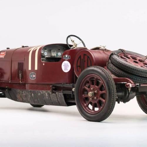 El primer coche de Alfa Romeo, a subasta