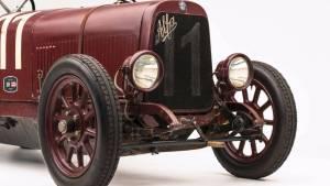 Alfa Romeo G1 de 1921, a subasta