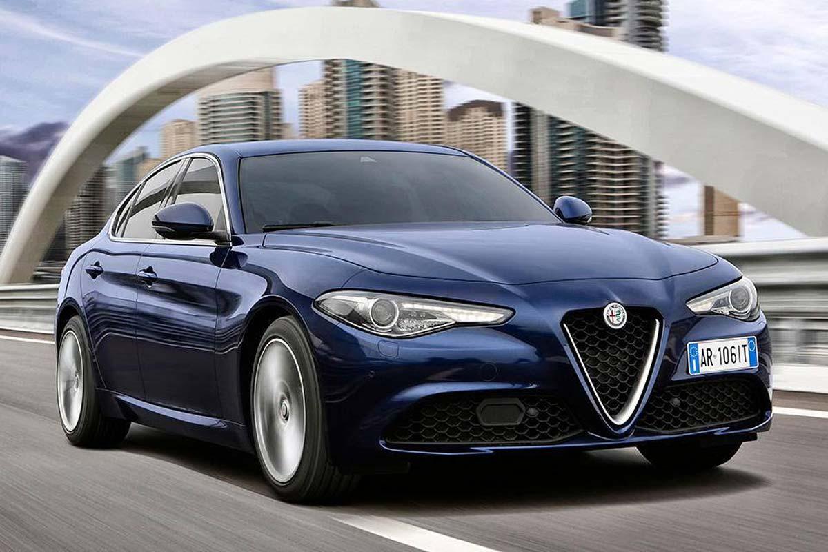 Siete coches 'normalitos' que mola conducir. Alfa Romeo Giulia