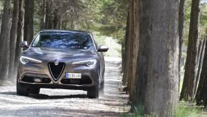 Alfa Romeo Stelvio 2.0 280 CV, a prueba (fotos)